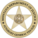 Montana Deptartment of Justice